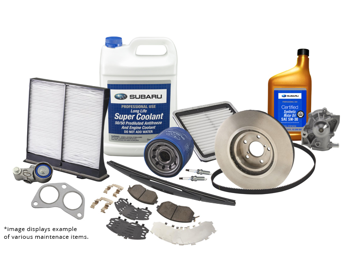 Maintenance Kit 01 - 7.5k - 2006 Forester