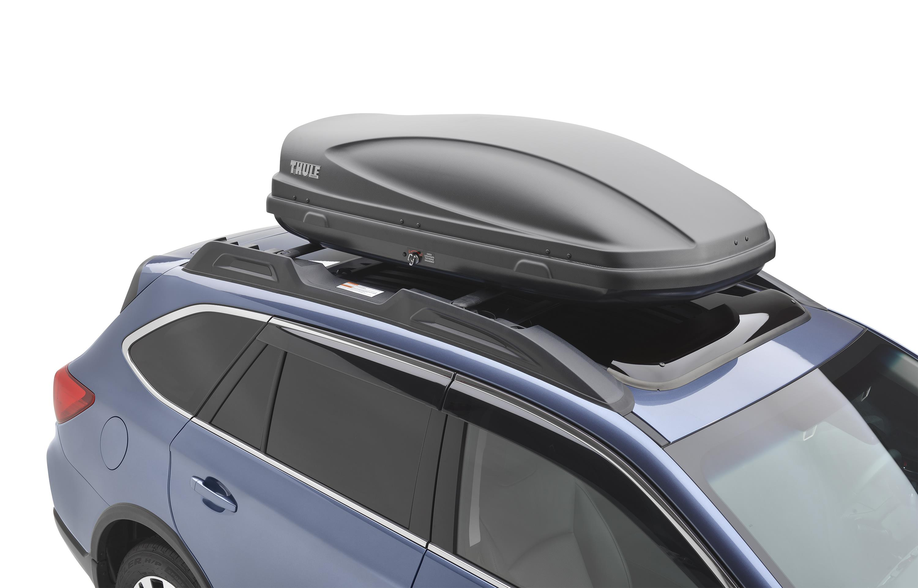 2016 Subaru Outback The roof cargo carrier provides 13 ...